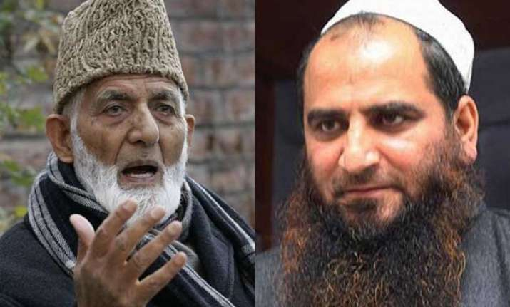 revealed geelani gave rs 2 lakh per month to alam to