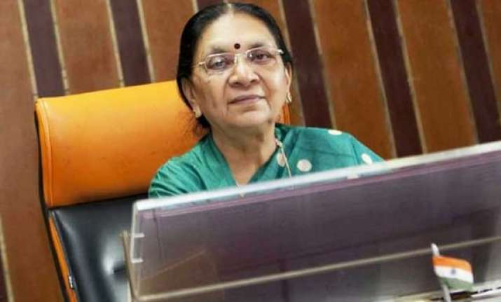 gujarat cm links swachh bharat mission with dussehra