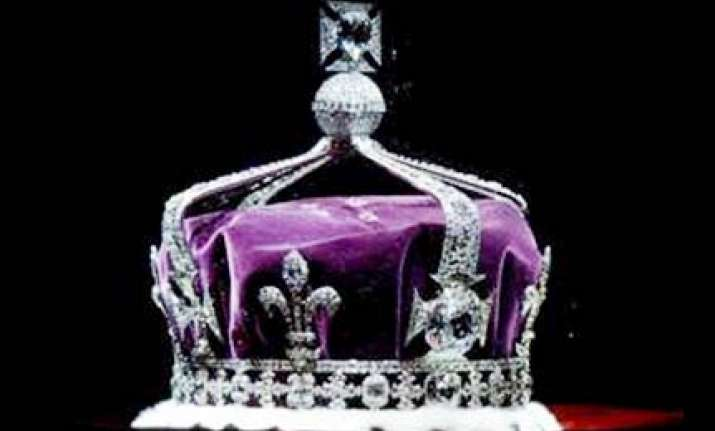 give us back our kohinoor india tells uk