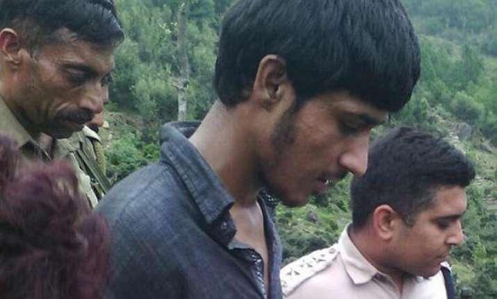 pak terrorist naved yakub makes confessional statement