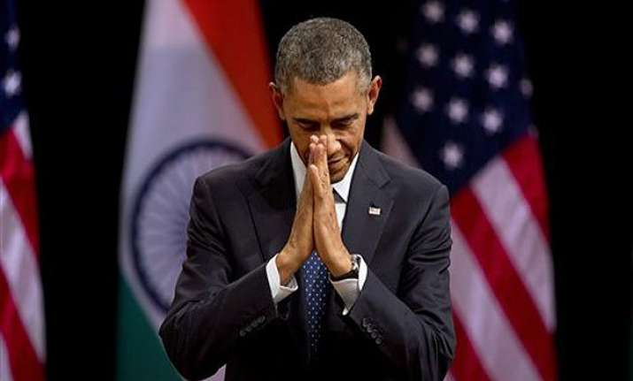 barack obama for greater indian role in asia pacific region