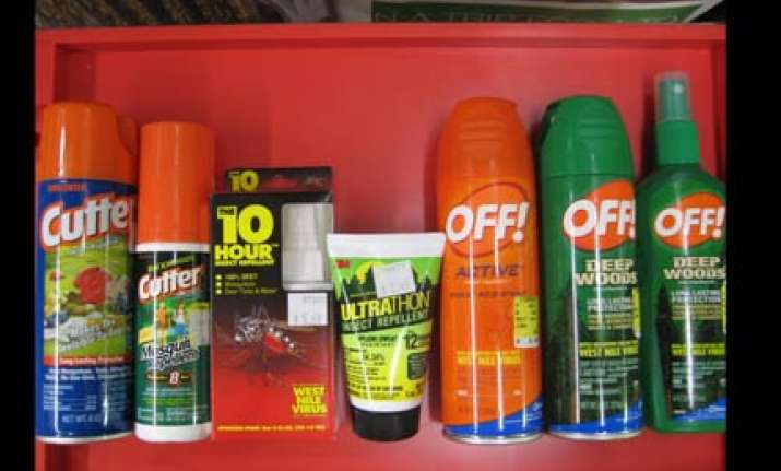 australia sends container load of mosquito repellants for