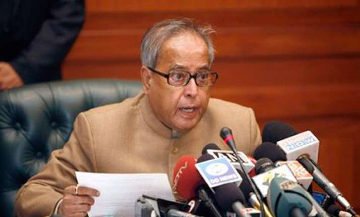 anderson sent out due to law order situation pranab