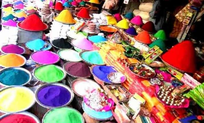 this holi make your own organic colours at home