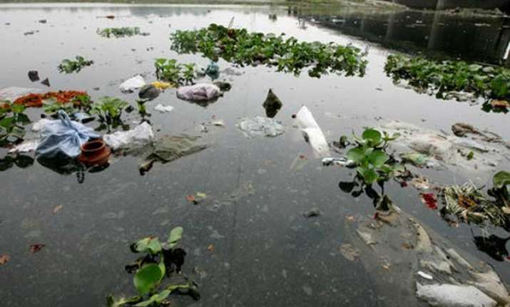 two new projects for reducing yamuna pollution government