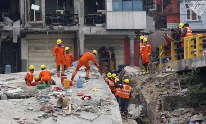 no indian rescue team till nepal asks for help
