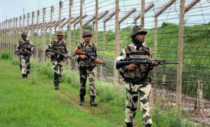 army commander reviews security situation along indo pak ib
