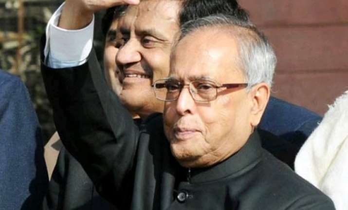 i have recovered hope to join work soon pranab mukherjee