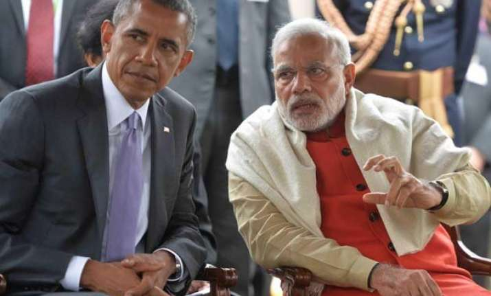 obama and modi elevate india us ties from natural partner