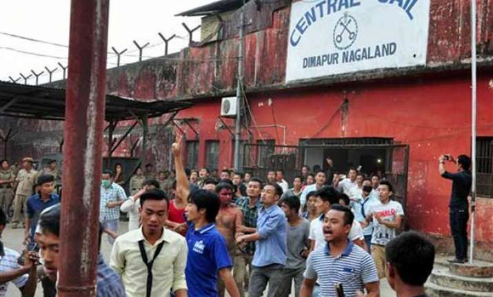 nagaland mob lynching 22 arrested internet and sms service