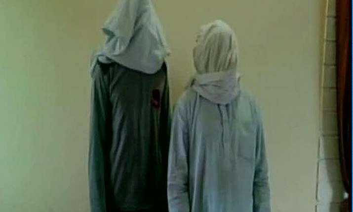 terror suspects held in gujarat released after verification