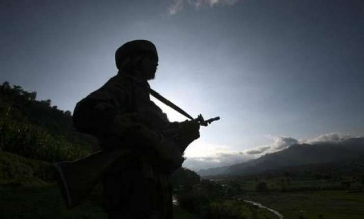 army jawan killed in firing by civilians