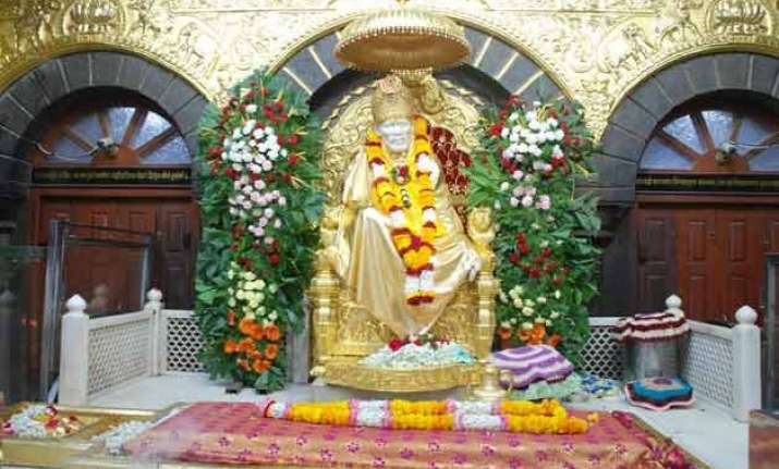 shirdi temple receives record donations during ram navami