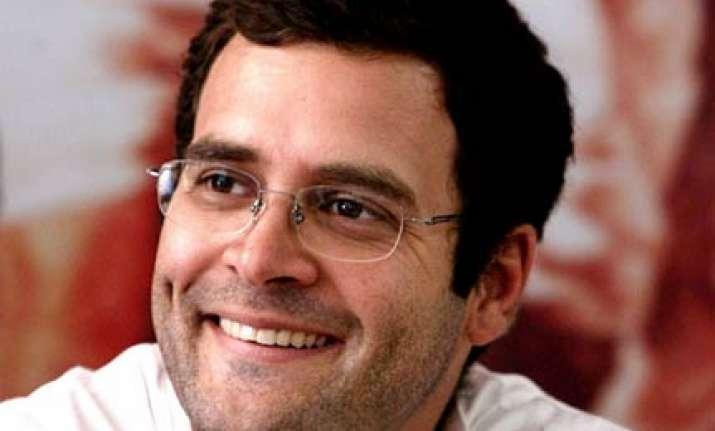 what happened to rahul factor in bihar asks bjp