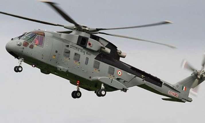 vvip chopper deal ed questions ex iaf air marshal