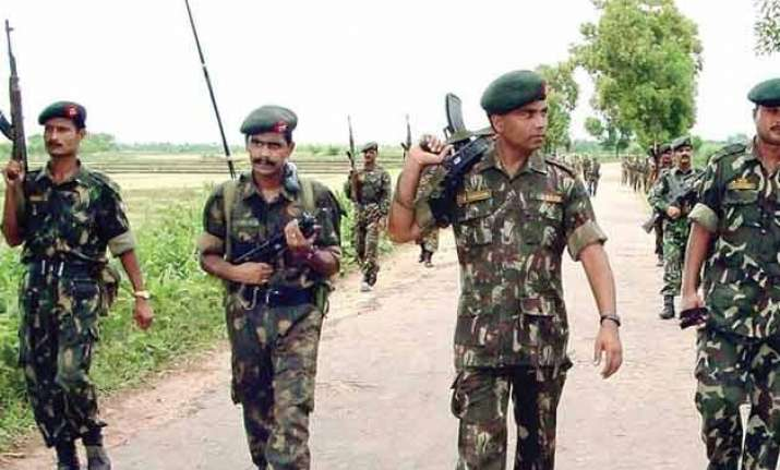 assam rifles defusing ethnic tension in manipur