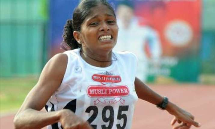 asiad tintu luka wins bronze in 800 metre event
