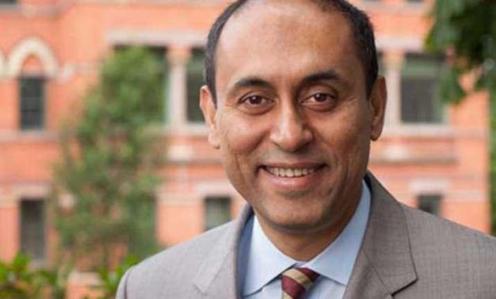 iit delhi alumnus soumitra dutta to head cornell s business