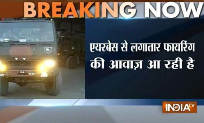 day 3 combing operation resumes at pathankot iaf base