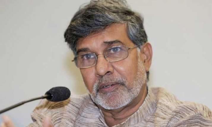 satyarthi suggests new 3d model for youth s success