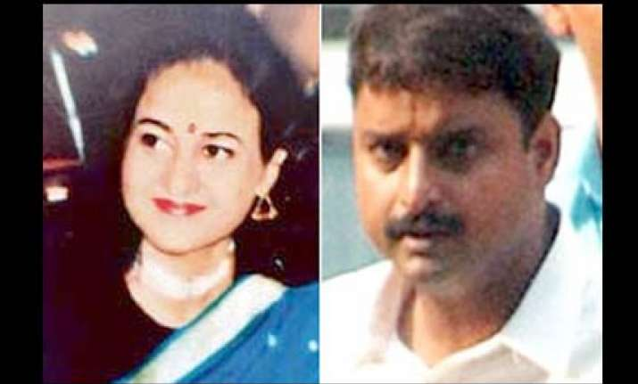 sc gives life term to priyadarshini murder accused family