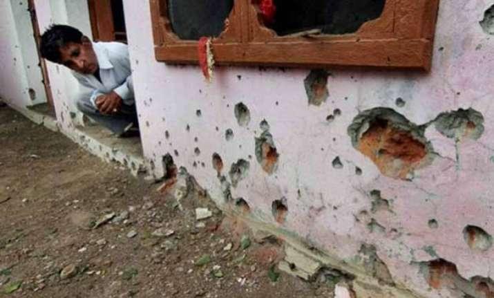 india pakistan trade heavy fire on international border