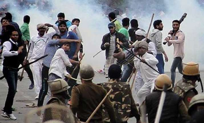 jat stir protesters seek quota ordinance to end agitation