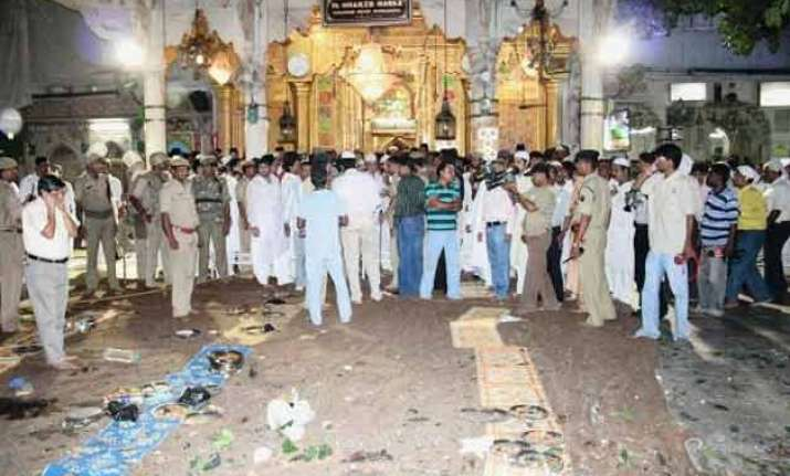 after malegaon cloud over ajmer blast case as 13 witnesses