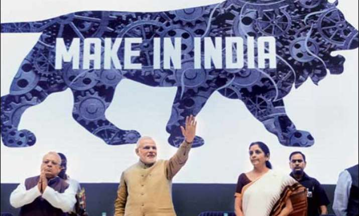manufacturing entrepreneurship crucial for make in india