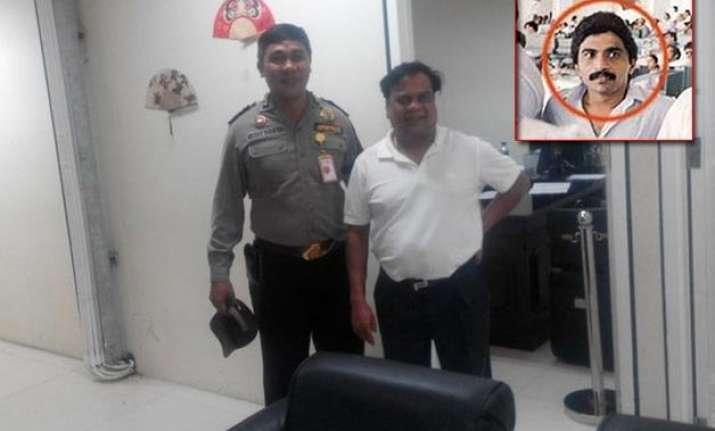 chhota shakeel claims credit for chhota rajan s arrest