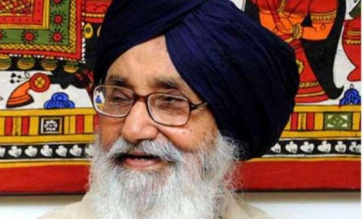 crop damage punjab cm seeks bonus for farmers
