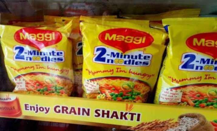 fssai justifies maggi ban says would give hearing to nestle