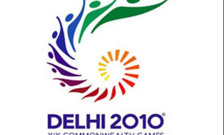 sports min officials go globe trotting for cwg
