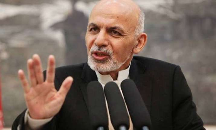 india afghanistan can build future on past ties ghani