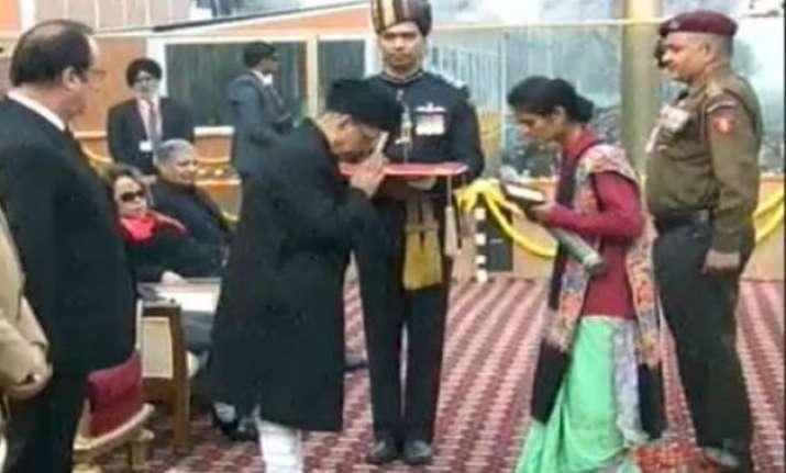 ashok chakra awarded posthumously to lance naik nath goswami