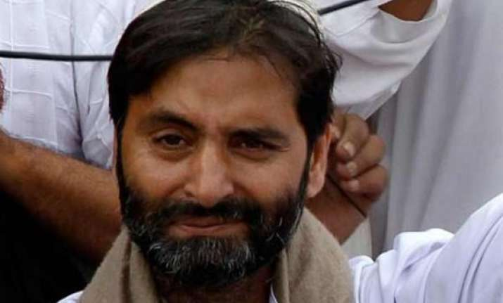 separatist leader yasin malik arrested in srinagar