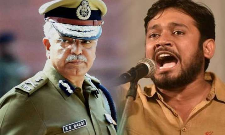 adequate evidence against jnusu leader kanhaiya bs bassi