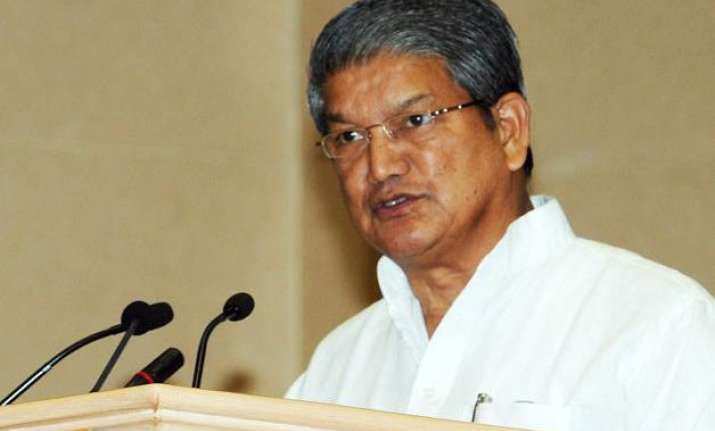 uttarakhand cm orders probe into flood relief scam