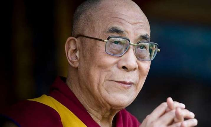 india is fortunate dalai lama chose it as his home