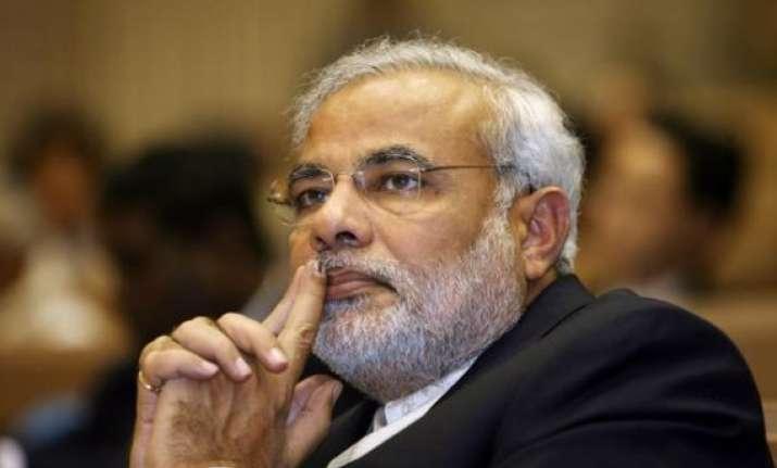 pm narendra modi to launch saansad adarsh gram yojana on