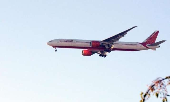 air india flight makes emergency landing all aboard safe