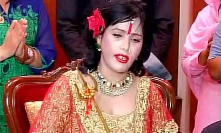 radhe maa breaks silence on police summons says am pure and