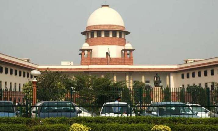apex court orders special benches to fast track mp mla poll