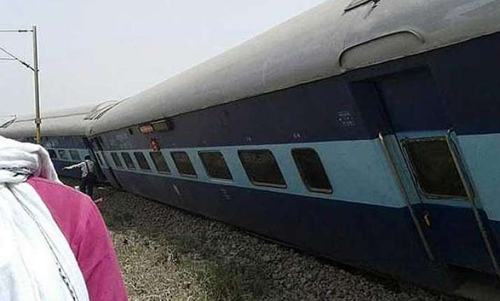 muri express derailment 3 trains cancelled several diverted