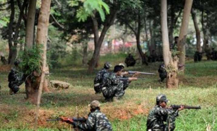 security forces asked to remain alert in chhattisgarh