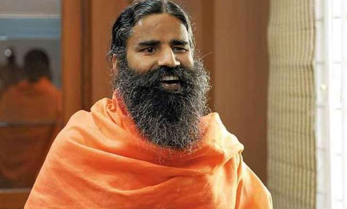 baba ramdev sees conspiracy says mncs scared of patanjali