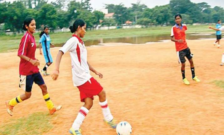 women s football match cancelled after maulvis object