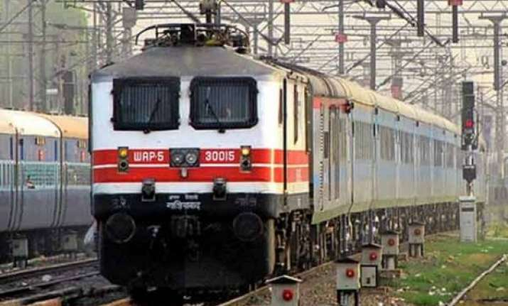 delhi agra semi high speed train to be named gatimaan