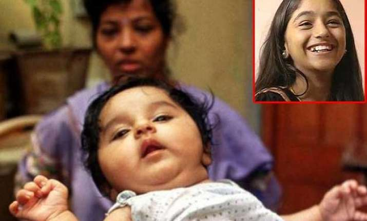 meet india s billionth baby aastha arora who turned 15 this