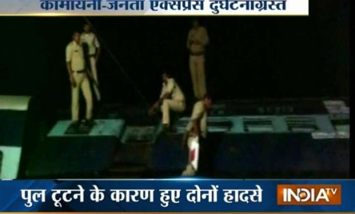 22 dead 50 injured in mp train mishap death toll likely to